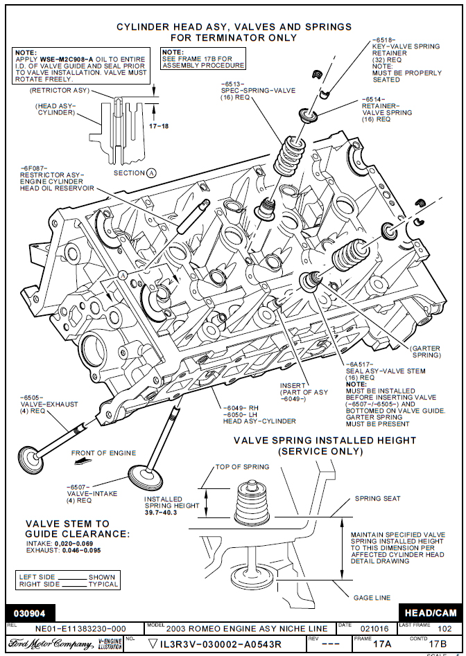 Engine Heads Diagram Wiring Diagram