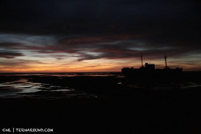 Early sunrise