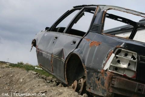 TdF - Ushuaia - road kill 17