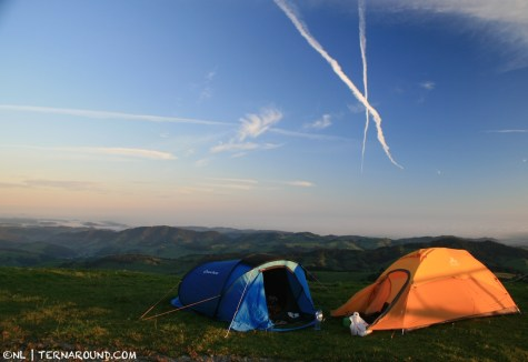 Hochalp wild camping