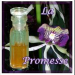 "Parfum ""La promesse"""