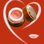 Saint Valentin et son baume à lèvres