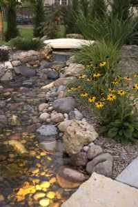 Water Features | Waterfalls, Ponds, Streams, Bubbling ...