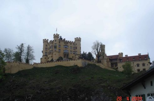 Hohenschwangau-Castle-of-King Maximilian II,small group tour  Romantic Road