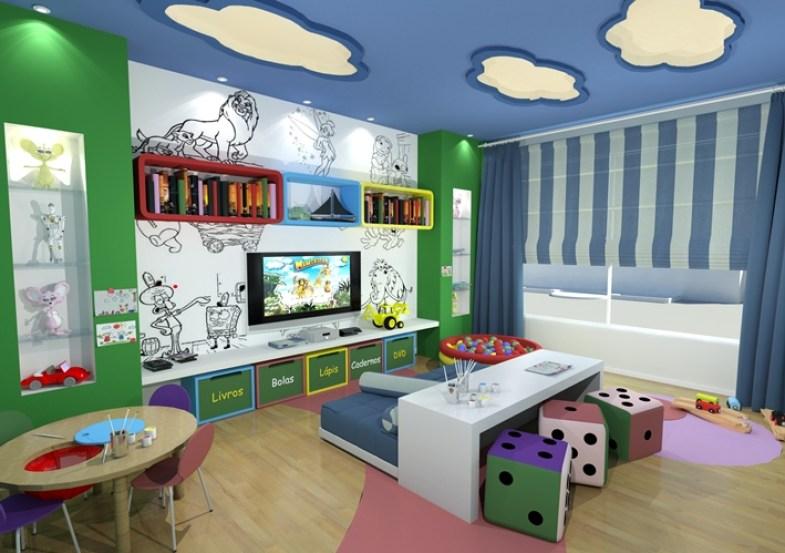 Bella Vita Residence - Espaço infantil