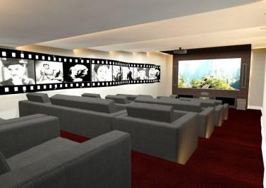 Bella Vita Residence - Cinema
