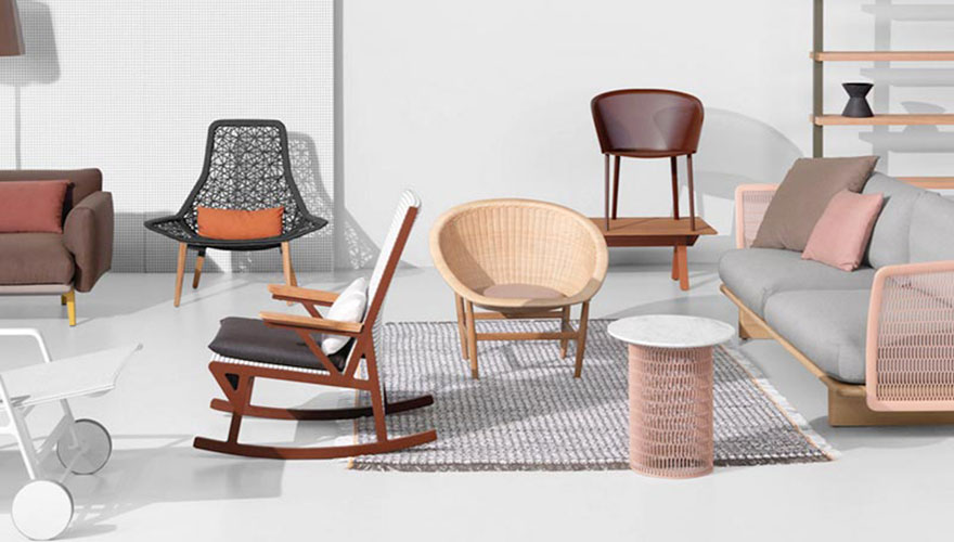 KETTAL Collections Maia - Park-life - Vieques - Stampa - Mesh