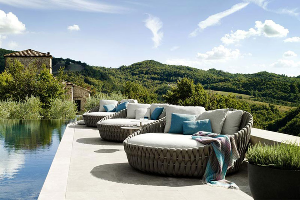 Tribu – Collection Tosca daybed