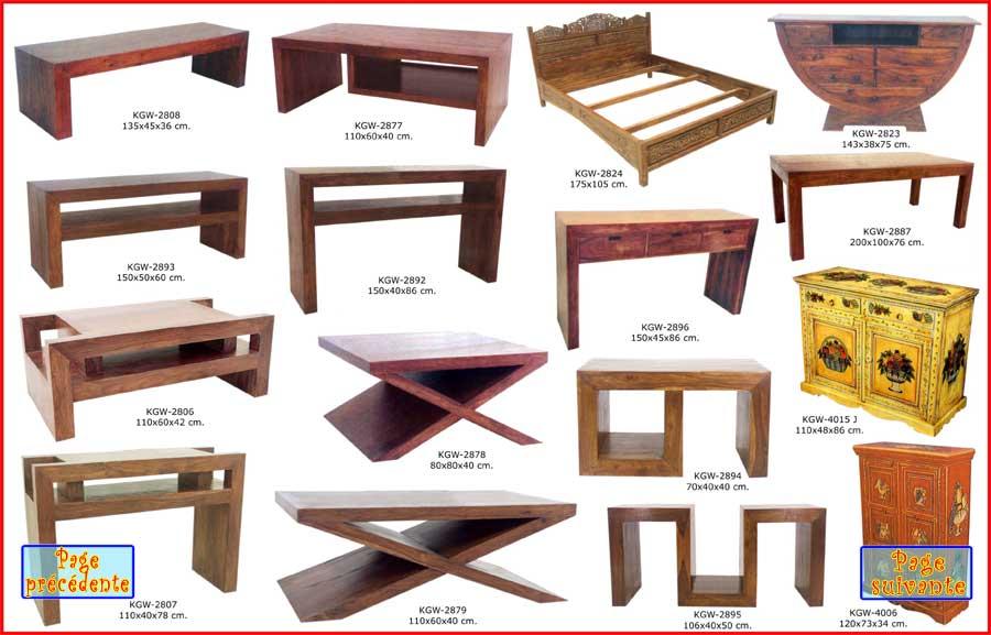 bois bi 16 Petits meubles new design