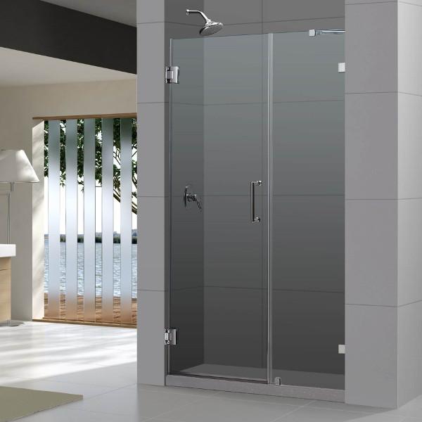 Tt Brooklyn 60 Frameless Shower Door Ds Ef13 1524 Terrific Tiles