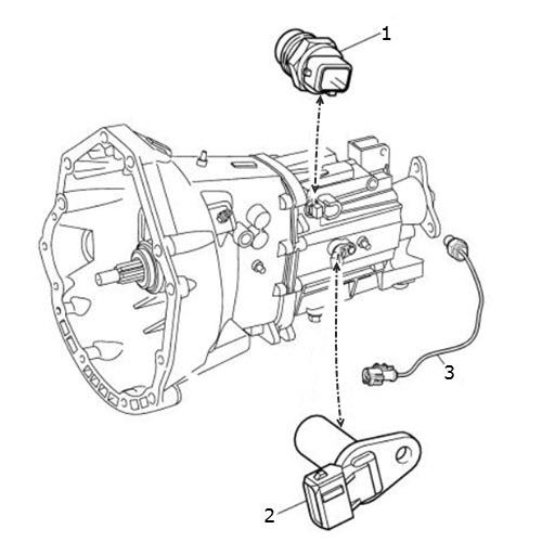 jaguar transmission wiring diagram for 06