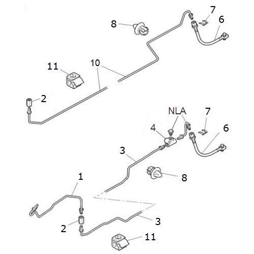 2001 Jaguar Xk8 Brake Line Diagram 1997 Jaguar XK8 - Wiring Diagram