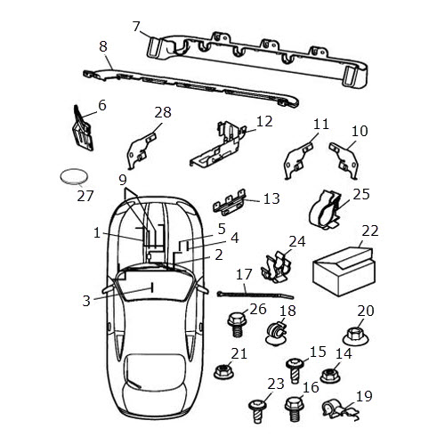jaguar x type engine wiring harness