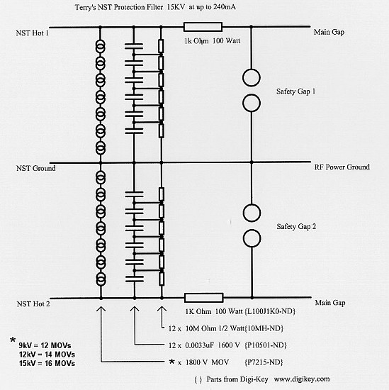 nst wiring diagram