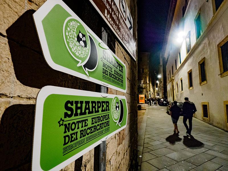 Sharper – Notte Europea dei Ricercatori