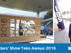 My Builders' Show Take-Aways: 2016