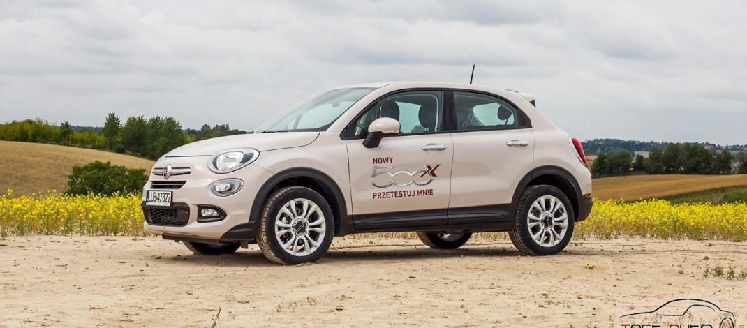 [TEST] Fiat 500X POP STAR 1.4 MultiAir 140 KM MT