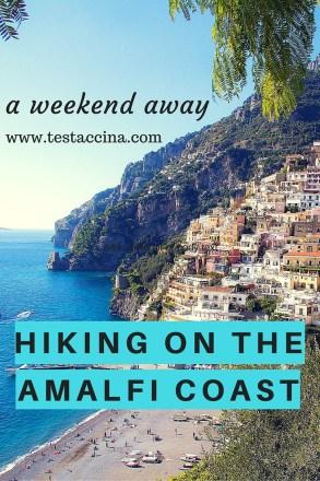 How to hike Italy's Amalfi Coast: routes for hiking from Ravello to Amalfi, Scala to Amalfi, and Ravello to Minori.