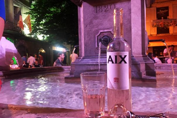 (VIDEO) Exploring France's vineyards: a visit to Aix Rosé wines in Provence