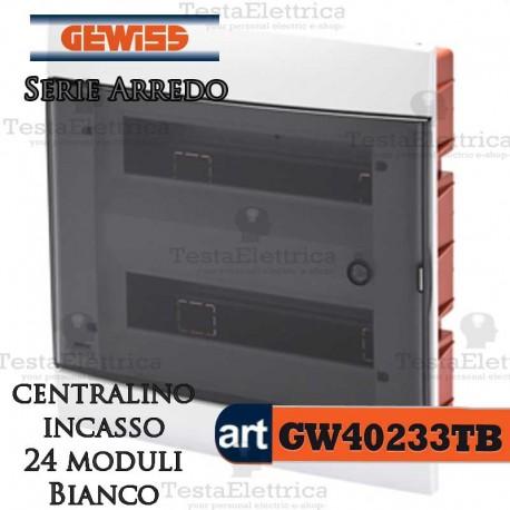 GEWISS DX43120 CM 20 CURVA RAPIDA MORBIDX