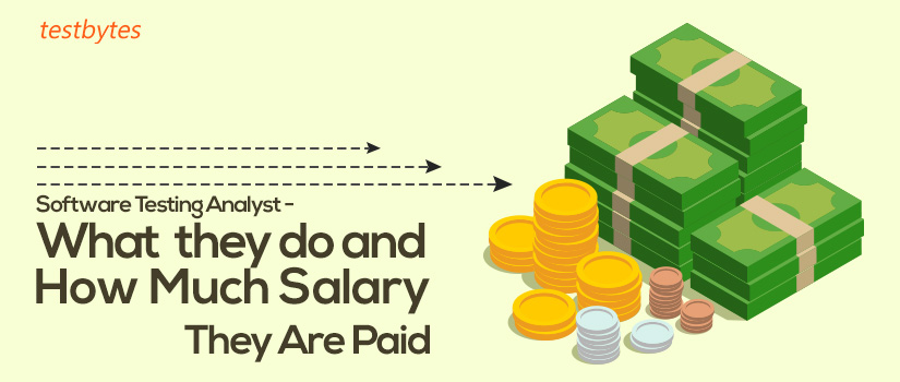 Job Description of Software Testing Analysts and Their Salary Details