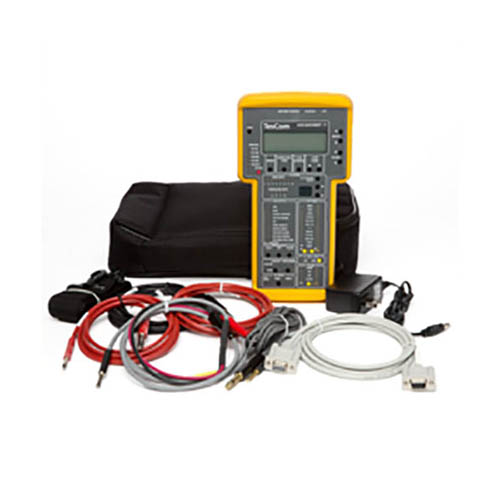 TesCom 635-1 Quickbert-T1 Handheld T1 Test Set with Cable Kit - at