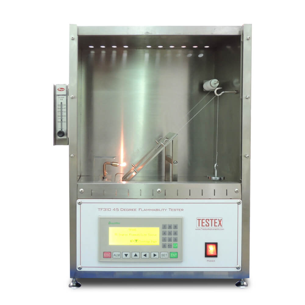 45 Degree Flammability Tester TF310