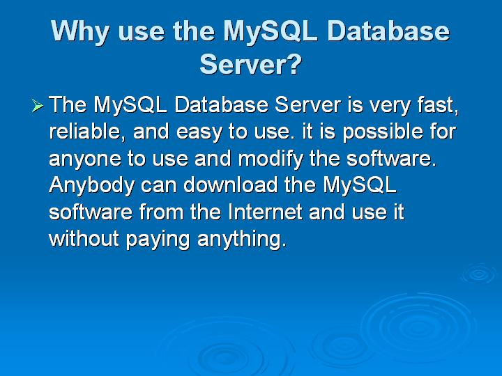 Basic  Advanced MySQL Interview Questions with Answers TestingBrain - interview questions for servers
