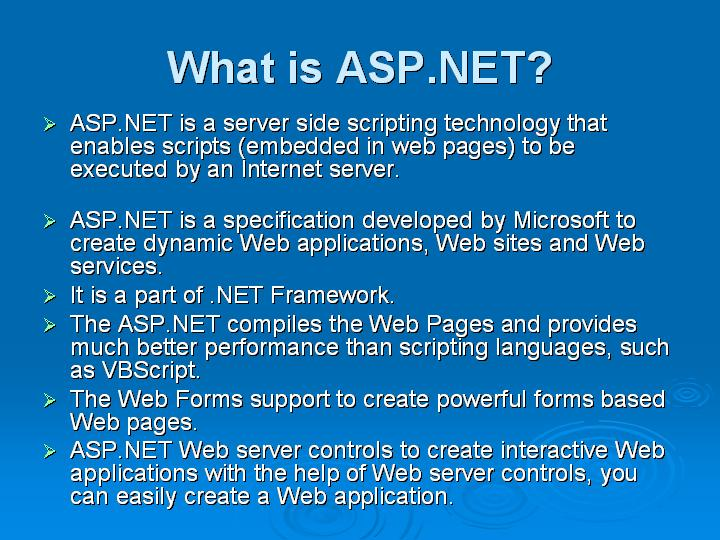 50+ ASPNet Interview questions with answers TestingBrain - server interview questions