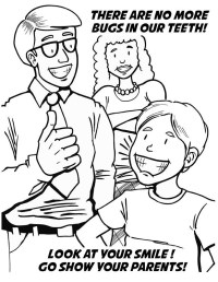 √ Good Touch Bad Touch Free Coloring Pages   FSGC, Good Touch Bad ...