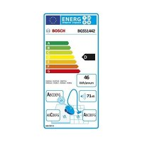 Bosch BGS51442 Relaxx'x ProSilence Plus Animal: Tests ...