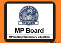 MP Board 10th Date Sheet 2017