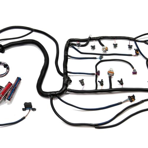 PSI \u002797 - \u002702 LS1 W/ 4L60E STANDALONE WIRING HARNESS (DBC)