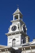 Shackelford County Courthouse Albany TX