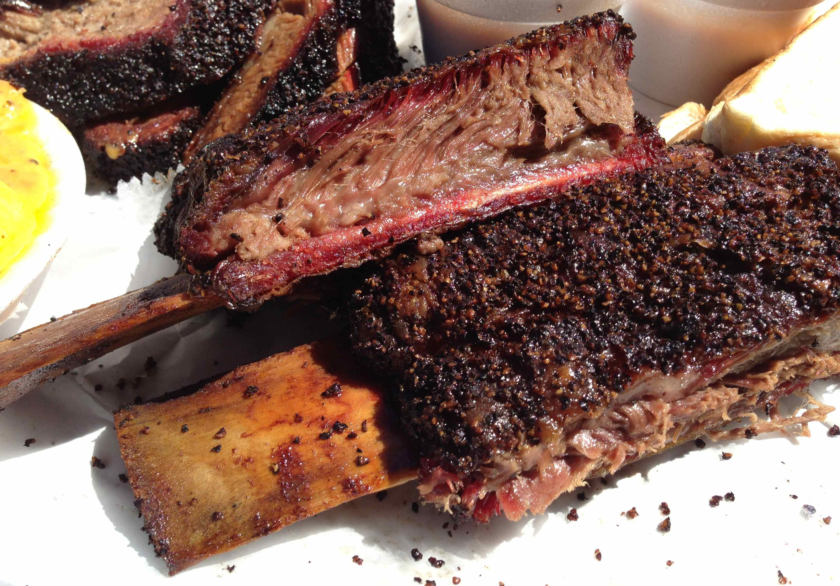You May Love Beef Short Ribs But Pitmasters Don39t Texas
