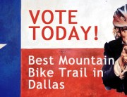 Best Mountain Bike Trail in Dallas