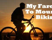 My farewell to mountain biking