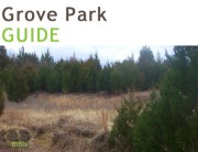Sister Grove Park Mountain Bike Trail