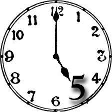 Relógio da Crônica Clock