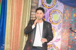 An Evening with Rabi Lamichhane at Ramailo Restaurant - TexasNepal Entertainment