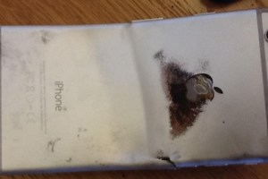 iPhone 6 Catches Fire - TexasNepal