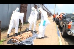 Live Ebola Victim Nearly Sent to Crematorium - TexasNepal
