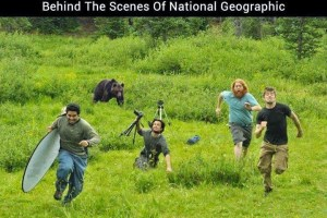 Behind the scene of National Geographic shoot - TexasNepal News