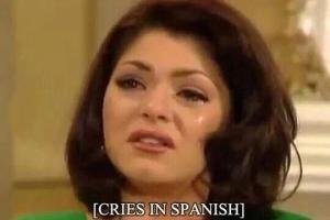 Crying in Spanish (Caption Fail) - TexasNepal News