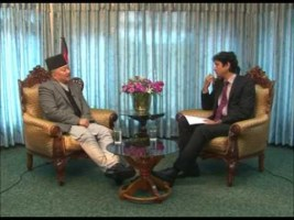 Interview with Subash Chandra Nembang - TexasNepal News