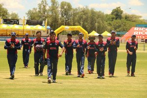 Nepal Wins Against Host Namibia By 3 Wickets - TexasNepal News