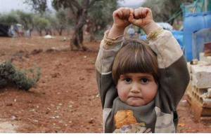 Syrian Child: She Surrendered Thinking Camera As Weapon - TexasNepal News
