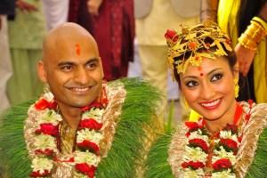 Jharana Bajracharya Weds Longtime Boyfriend - TexasNepal News