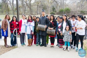 DELC Kidney Walk 2015 - TexasNepal Entertainment
