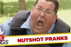 Painful Nutshots Pranks - TexasNepal